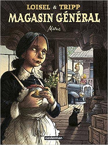En ligne téléchargement gratuit Magasin général, Tome 1 : Marie epub pdf