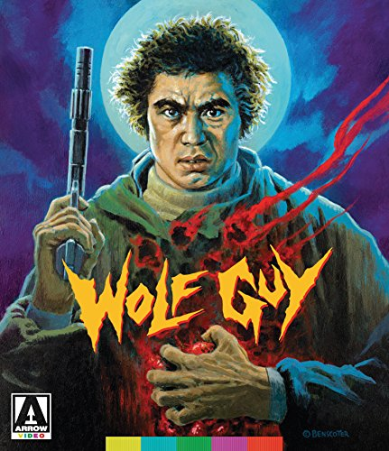 Wolf Guy (2-Disc Curious Edition) [Blu-ray + DVD]