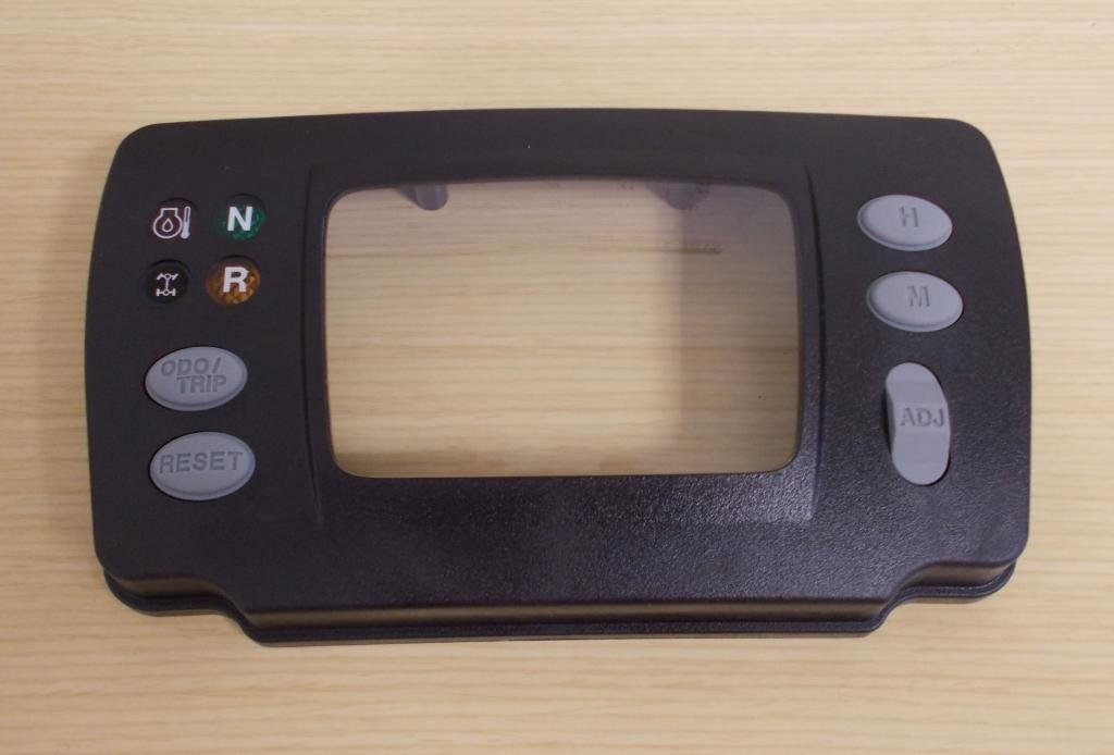 New 2009-2014 Honda TRX 500 TRX500 Rubicon ATV OE Dash Meter Speedometer Cover