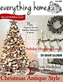 img - for Everything Home Magazine: December 2015 book / textbook / text book