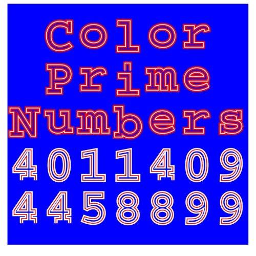 Read Online Color Prime Numbers: 4011409-4458899 ebook