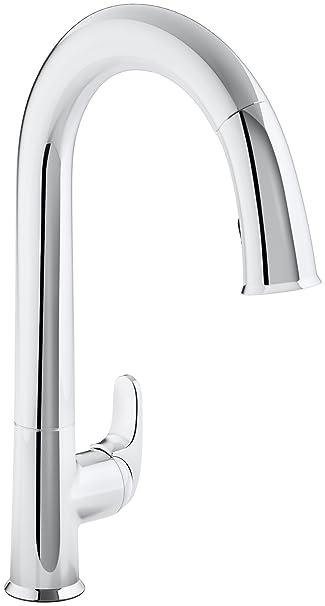 Kohler K 72218 Cp Sensate Touchless Kitchen Faucet Polished Chrome