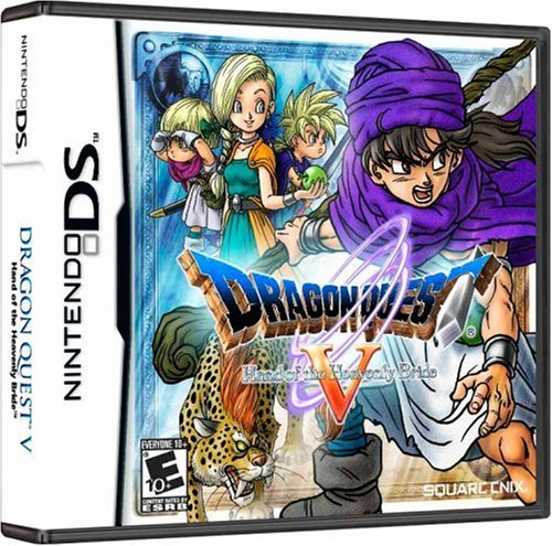 Dragon Quest V: Hand of the Heavenly Bride - Nintendo - Cast Bride Christmas