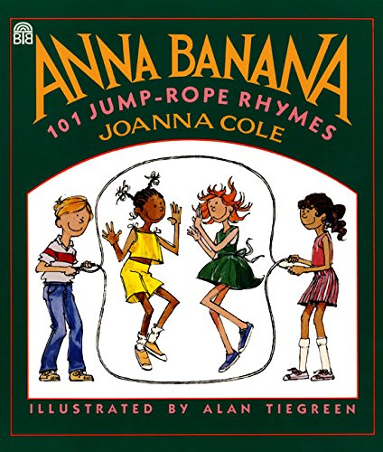 Price comparison product image Anna Banana: 101 Jump Rope Rhymes