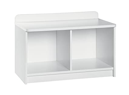 Merveilleux ClosetMaid 1494 KidSpace Small Storage Bench, White