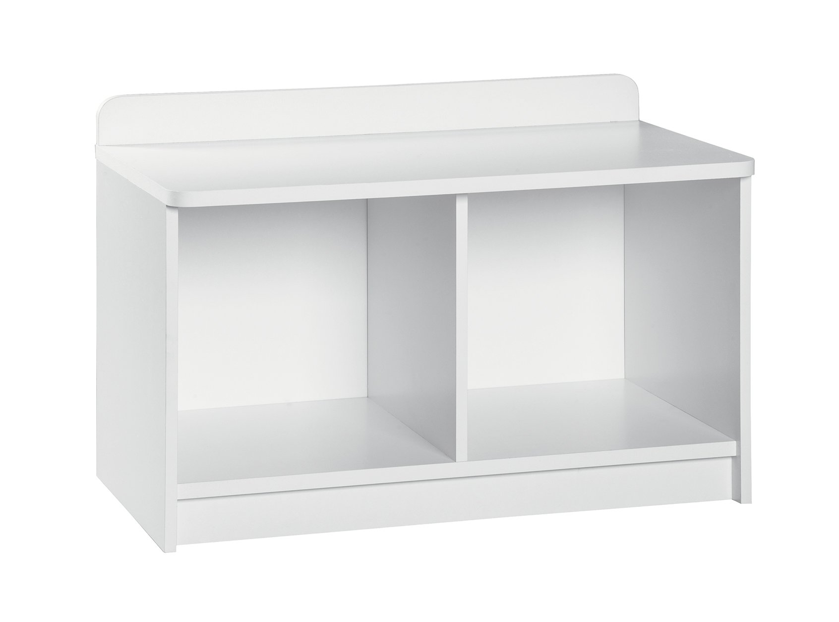 ClosetMaid 1494 KidSpace Small Storage Bench, White