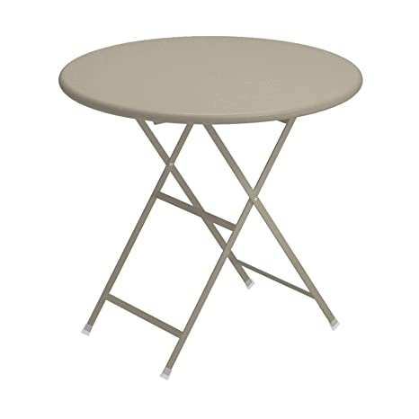 Arc en Ciel Table pliante ronde Emu cm. 80 Article 346 ...