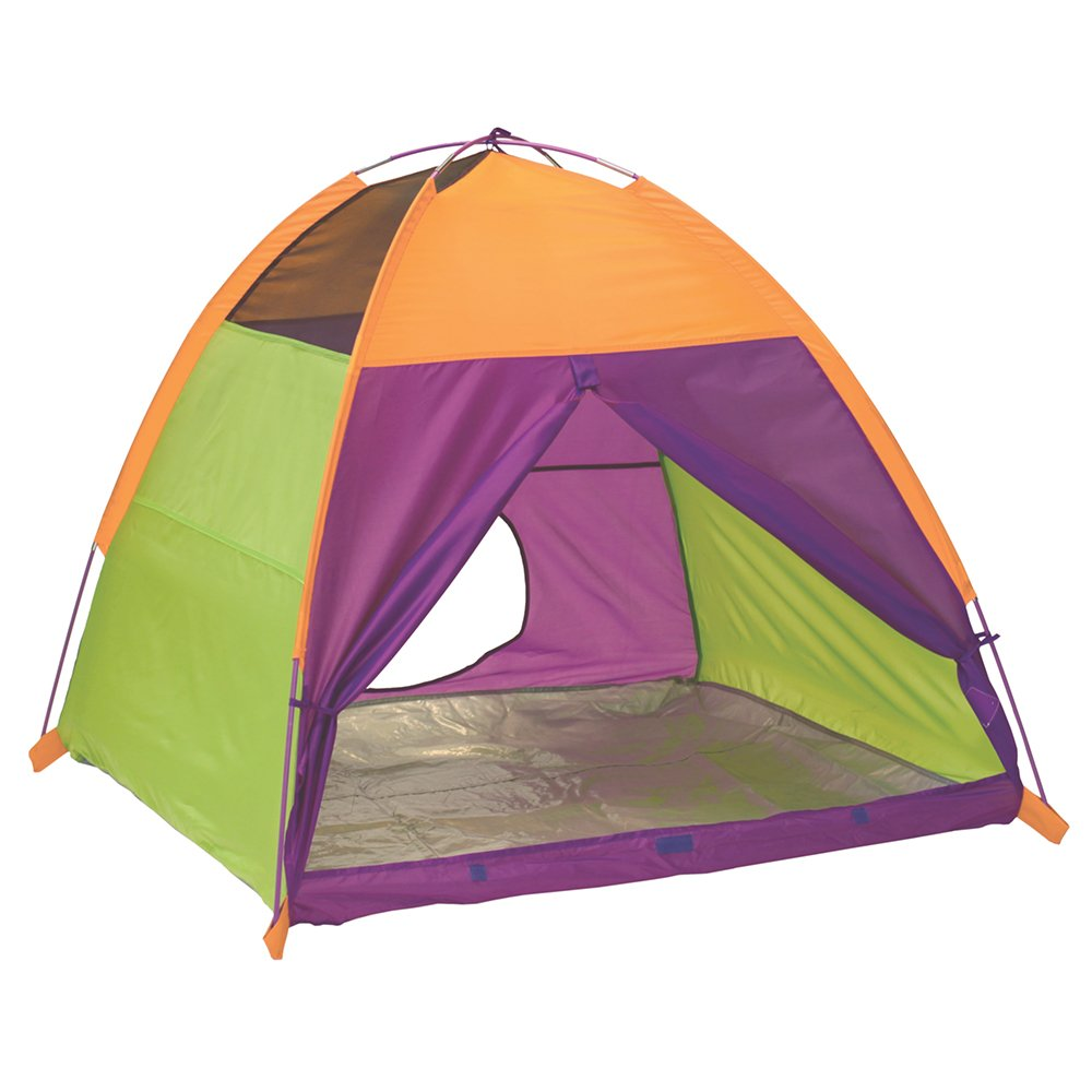 [パシフィックプレイテント]Pacific Play Tents Kids My Tent Dome Tent for Indoor / Outdoor Fun 48 x 48 x 42 20205 [並行輸入品] B000641DPG
