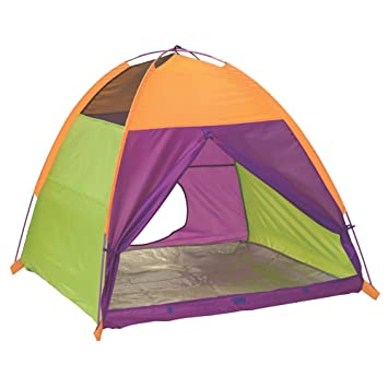 Pacific Play Tents My Dome Tent for Indoor/Outdoor Fun - 48u0026quot; x 48u0026quot  sc 1 st  Amazon.com & Amazon.com: Pacific Play Tents My Dome Tent for Indoor/Outdoor Fun ...
