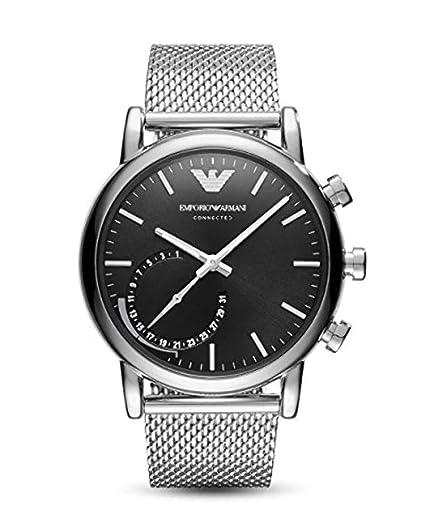 Emporio Armani Reloj de Bolsillo Cronógrafo de Cuarzo ART3007 ...