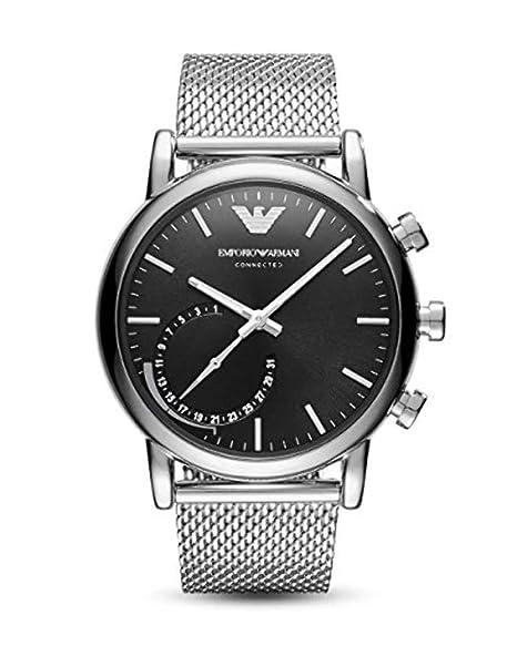 Emporio Armani Reloj de Bolsillo Cronógrafo de Cuarzo ...