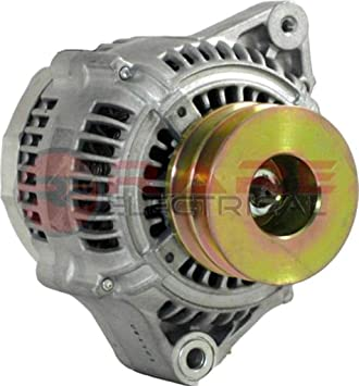 NEW 24V ALTERNATOR KOMATSU ENGINES 4D95LA 102211-2850 600-861-3610 9762219-285