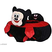 Samaaya Soft Toy Seat for Baby Sitting/Chair for Kids (Micky Mouse)