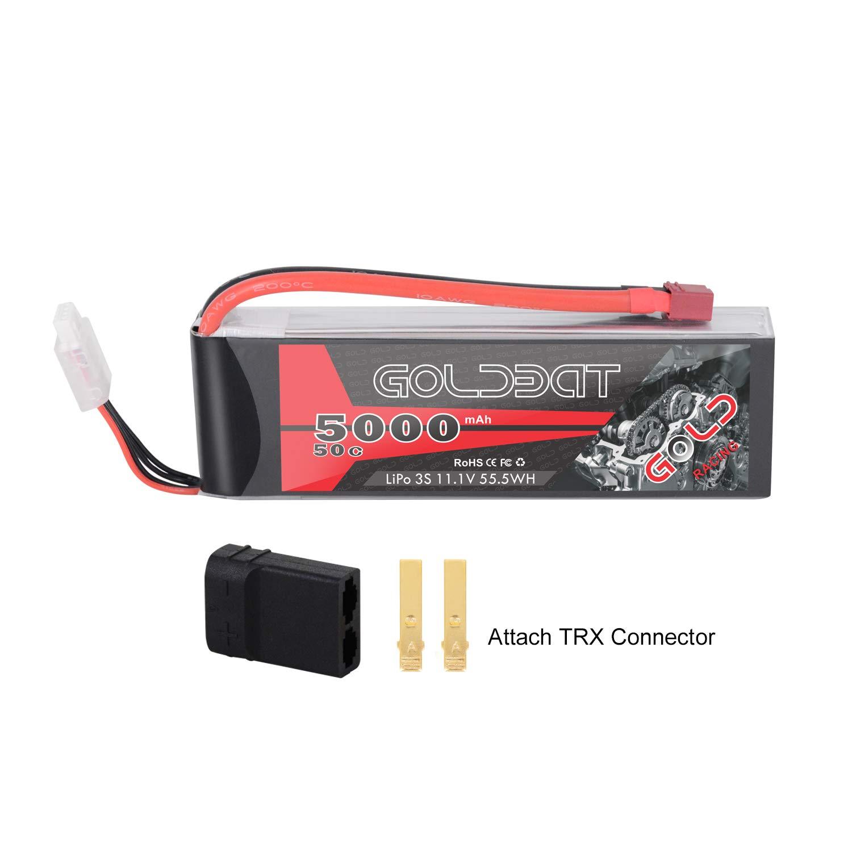 Bateria Lipo 11.1v 5000mah Rc Goldbat