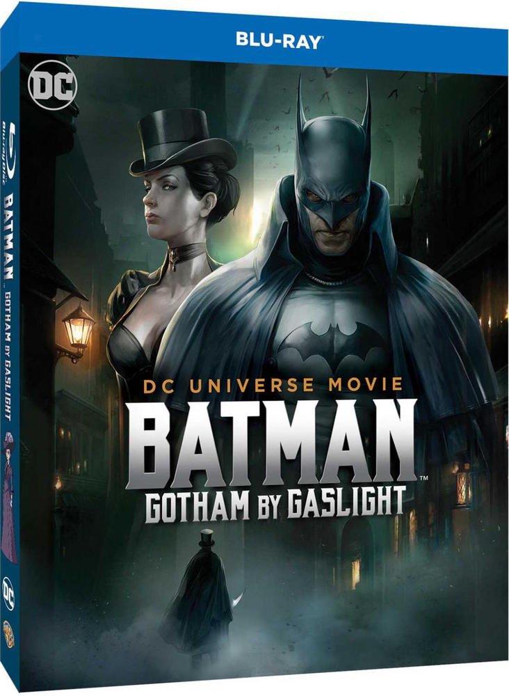 Batman : Gotham by Gaslight [Francia] [Blu-ray]: Amazon.es ...