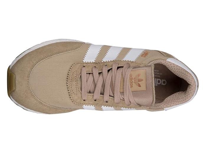 adidas Originals I 5923 Men's Raw GoldWhiteGum Nylon Running Shoes 13 M US