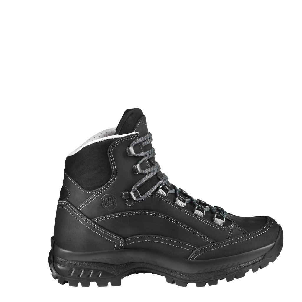 Noir (noir) 42 EU Hanwag Canyon, Chaussures de Randonnée Hautes Homme