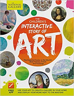 Book The Children's Interactive Story of Art