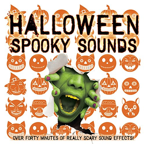 Halloween Spooky Sounds (Sounds Spooky Cd)
