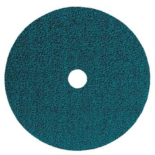 """Pferd Zirconium Coated-Fiber Disc, 7"""", 24 Grit (419-62712) Category: Coated Disc Abrasives -  Pferd Inc"""