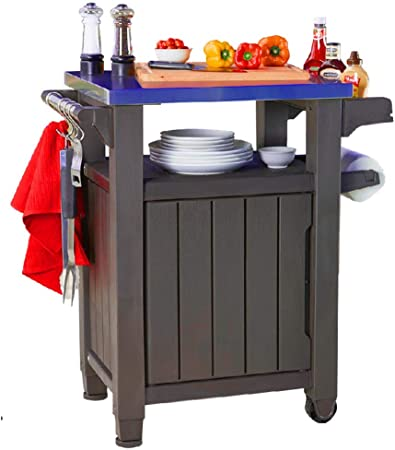Amazon.com : Outdoor BBQ Prep Table Stainless Steel Top ... on mobile home shingles, mobile home roofs, mobile home yards, mobile home siding, mobile home house, mobile home cabins, mobile home garages, mobile home landscaping, mobile home bathrooms, mobile home upgrading outside ideas, mobile home doors, mobile home parks with rentals, mobile home patios, mobile home remodeling, mobile home pool, mobile home room additions, mobile home kitchens, mobile home stone, mobile home porches, mobile home awnings,