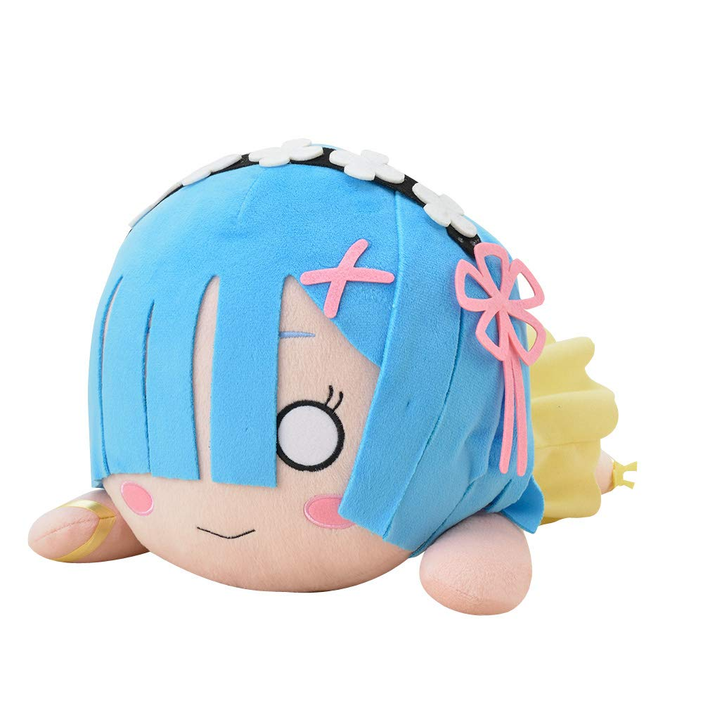 Re:Zero Sega 115-1028655 Rem Yellow Sapphire Plush Brown