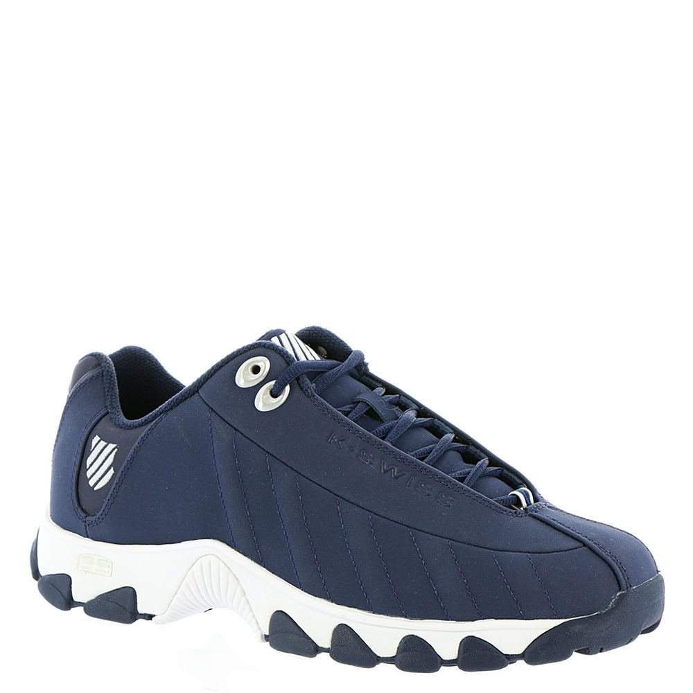 K-Swiss Mens ST329 Fashion Sneakers B01M0MLCRO 9 D(M) US|Navy White