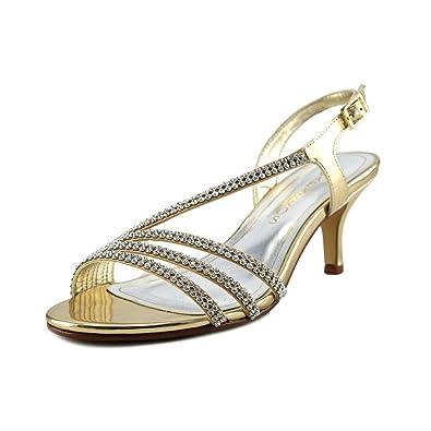 fe53d47efbb Caparros Womens Delicia Open Toe Formal T-Strap Sandals  Amazon.co ...