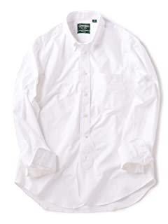 Oxford Buttondown Shirt 111-13-5454: White