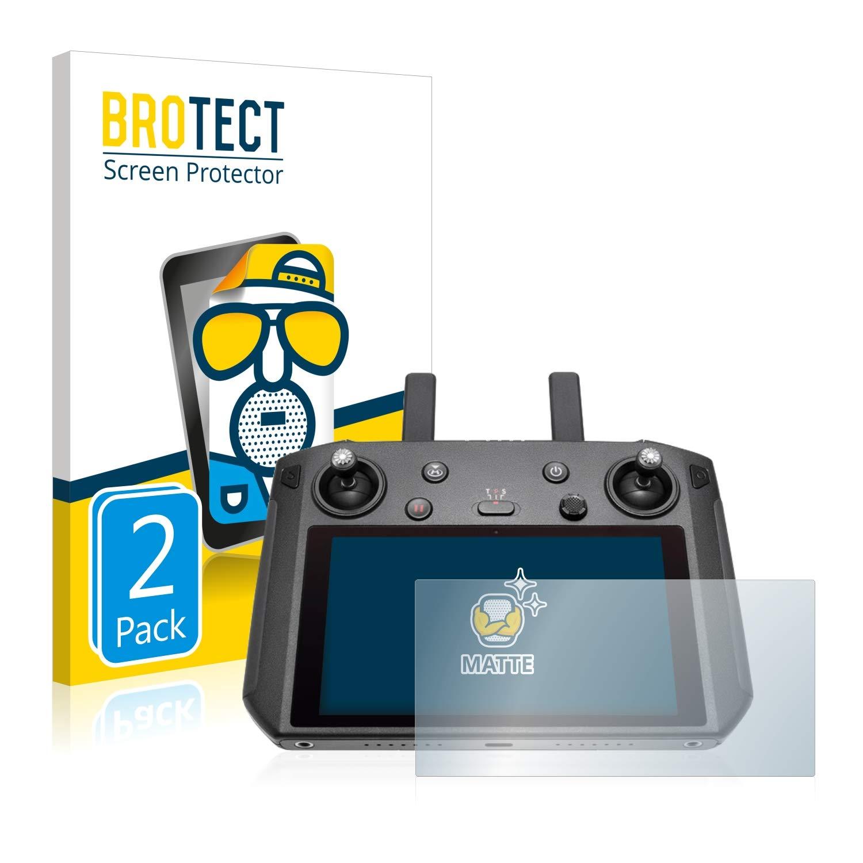Anti-Reflet 2 Pi/èces BROTECT Protection Ecran Mat Compatible avec DJI Smart Controller