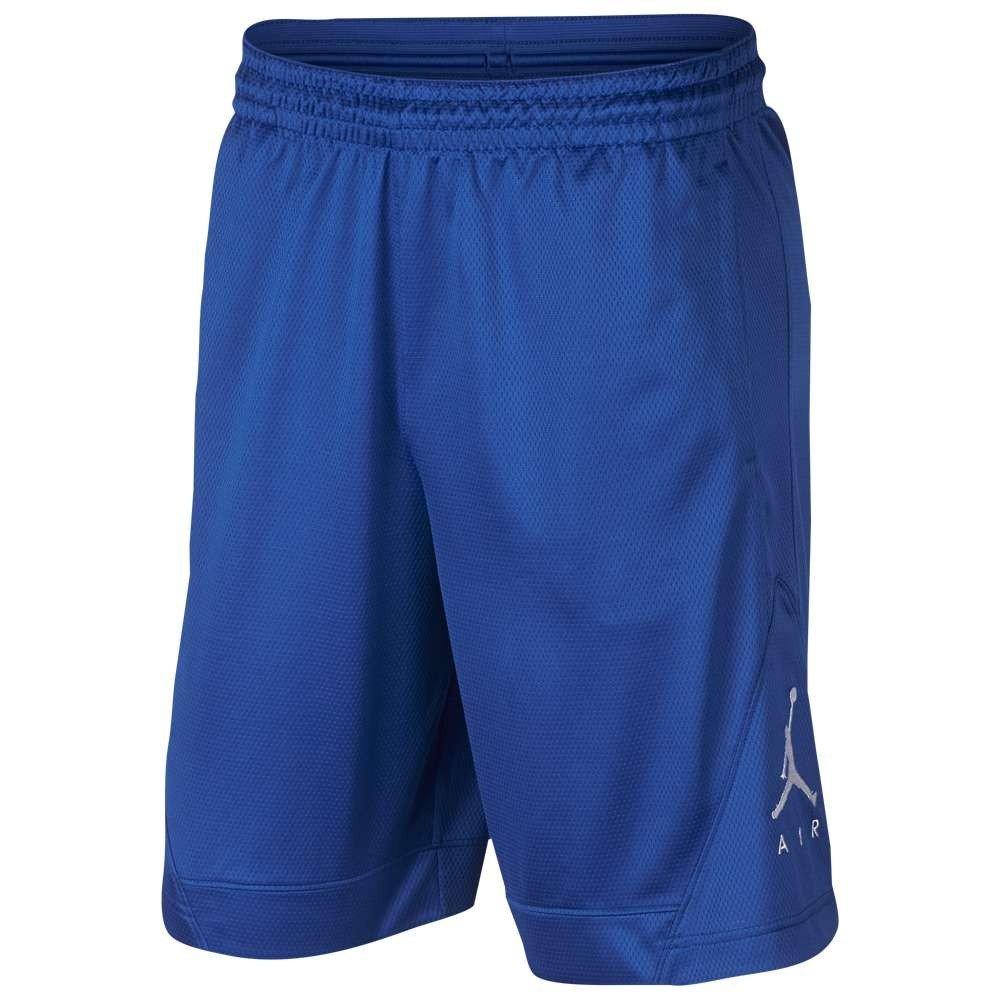 (ナイキ ジョーダン) Jordan メンズ バスケットボール ボトムスパンツ Rise Striped Triangle Shorts [並行輸入品] B07BYR9WJS XXX-Large