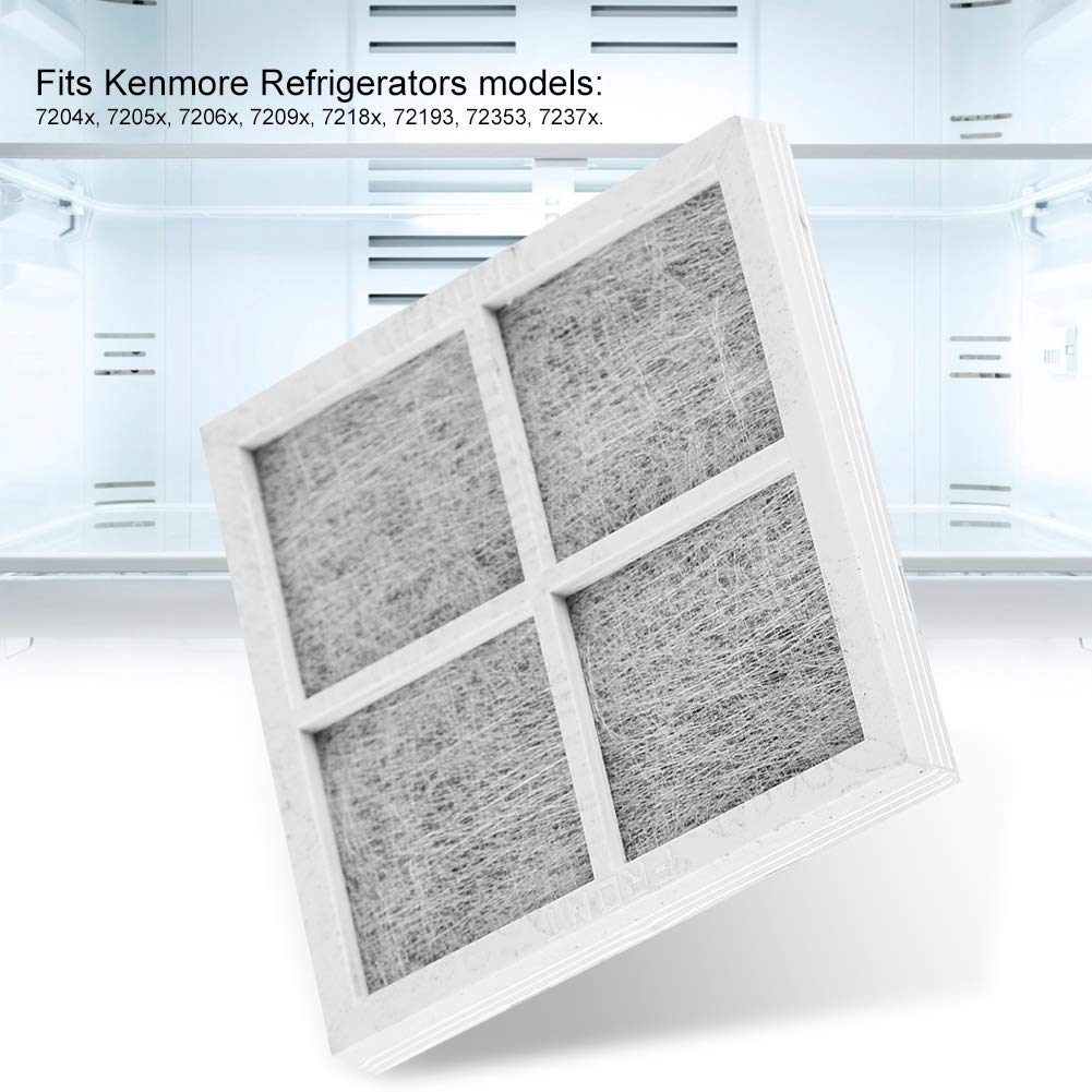 Filtro de Aire del refrigerador, reemplazo del Filtro de Aire de 3 ...