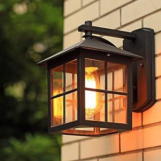 Reeseiy Lampada da parete per esterni con luci da balcone (Color : Colour-Size)