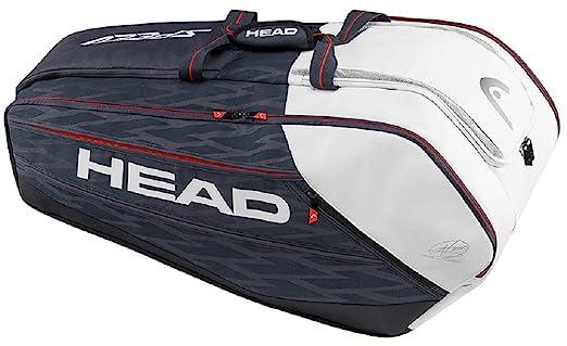 HEAD Djokovic 12R Monstercombi Tennis Bag Equipment Bags at amazon