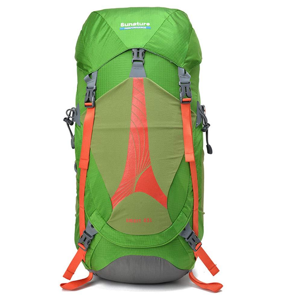A1  PQG Sac d'alpinisme Multi-Fonction Grande capacité Sac à Dos randonnée en Plein air randonnée Sac de Camping