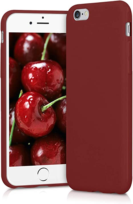 Acquista IPhone 6 6S 7 Plus Custodia Posteriore Colore Rosso