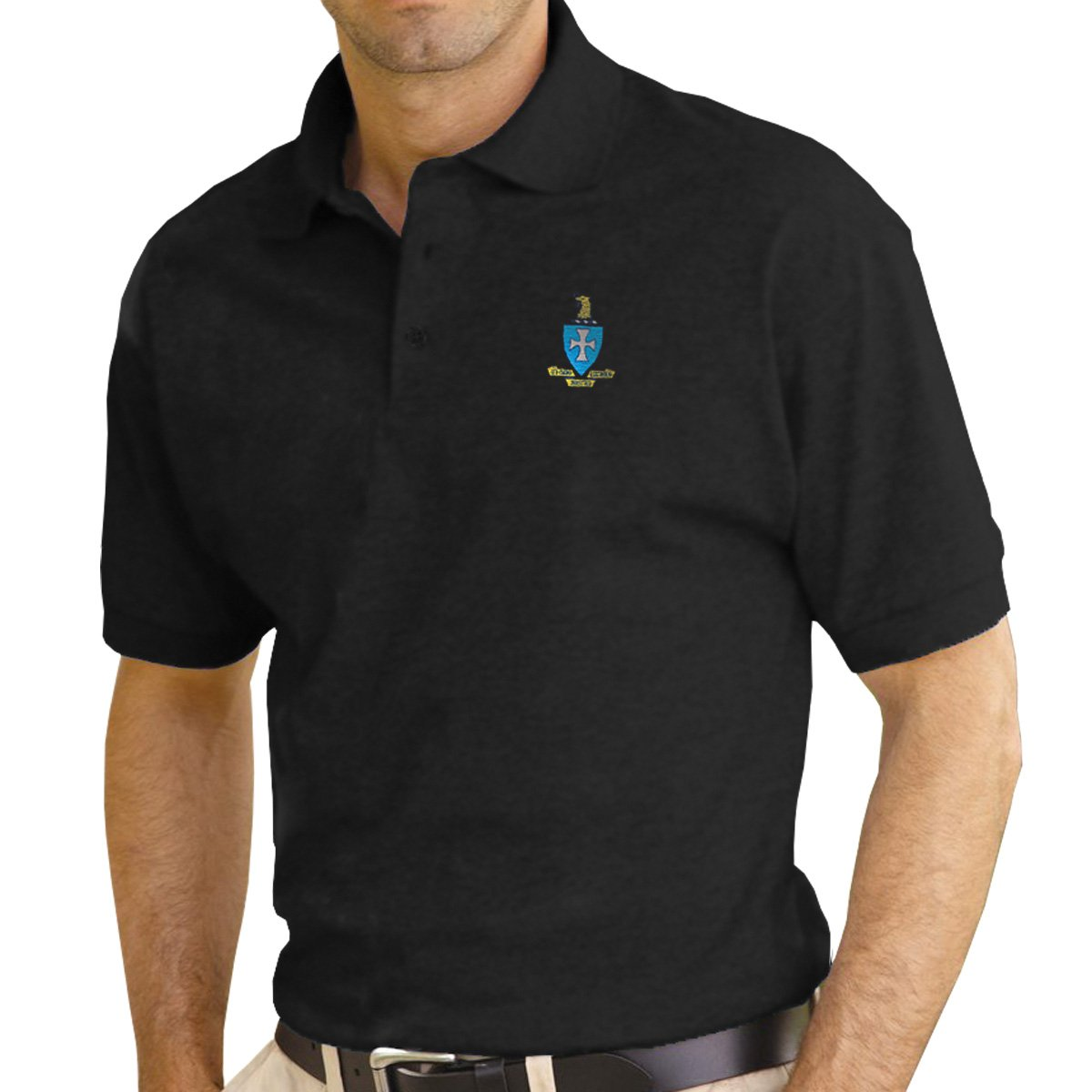 Sigma Chi Coat of Arms Polo