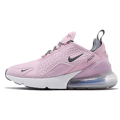 1b4f762fdf Amazon.com | Nike Kid's Air Max 270 SE GS, LT Arctic Pink/Cool Grey ...