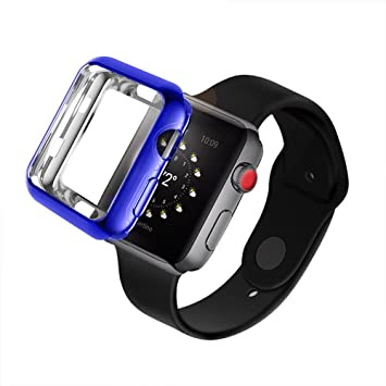 WINTER DONG Hülle für Apple Watch 42mm Schutzhülle,iWatch ...