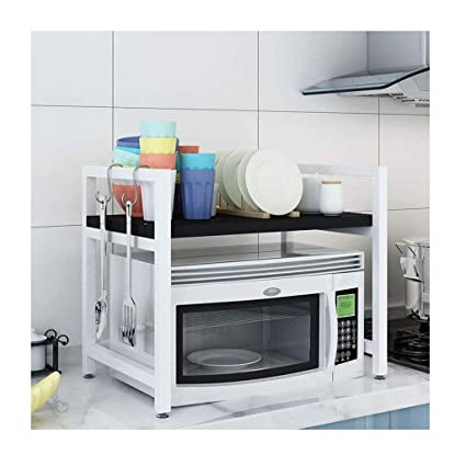 Amazon.com: LYHOME Kitchen Shelf Vertical Shelf Unit ...