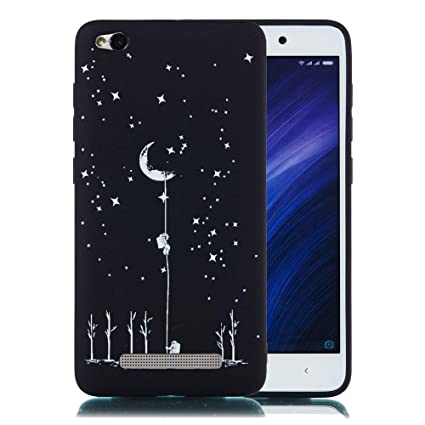 Amazon.com: Case for Xiaomi Redmi 4A, Thin Fit Slim Soft TPU ...
