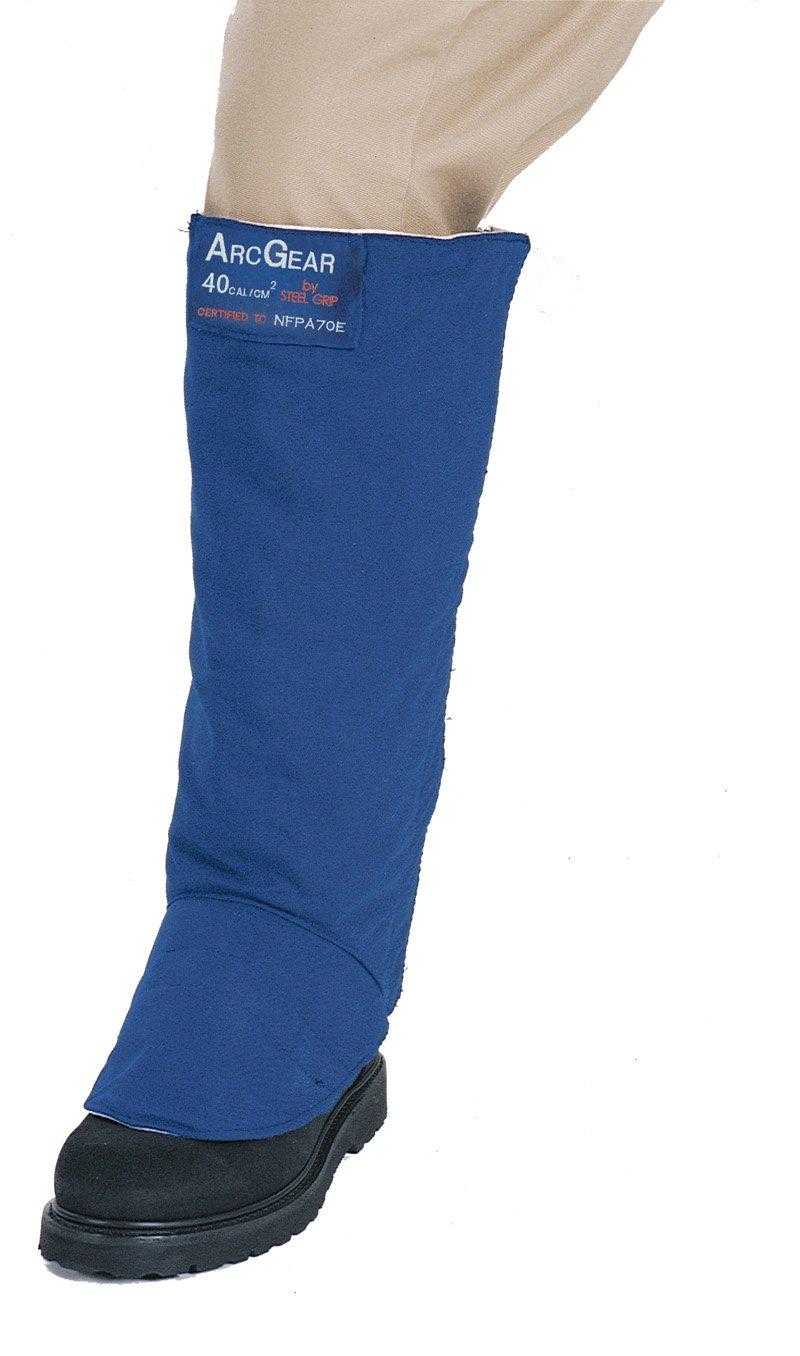 Steel Grip AGW40L Westex Ultra Soft 19-Inch Legging, Royal Blue