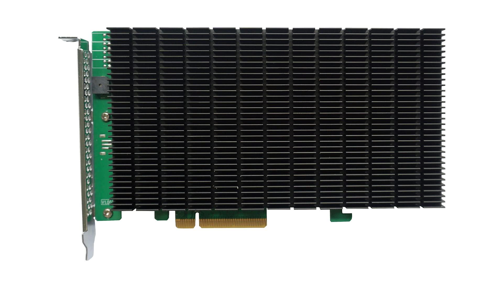 HighPoint Technologies Rocket 1104 4X M.2 PCIe Gen3 X8 NVMe