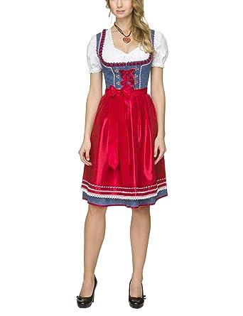 Stockerpoint Ricarda, Vestido Tradicional Austriaco Para Mujer ...