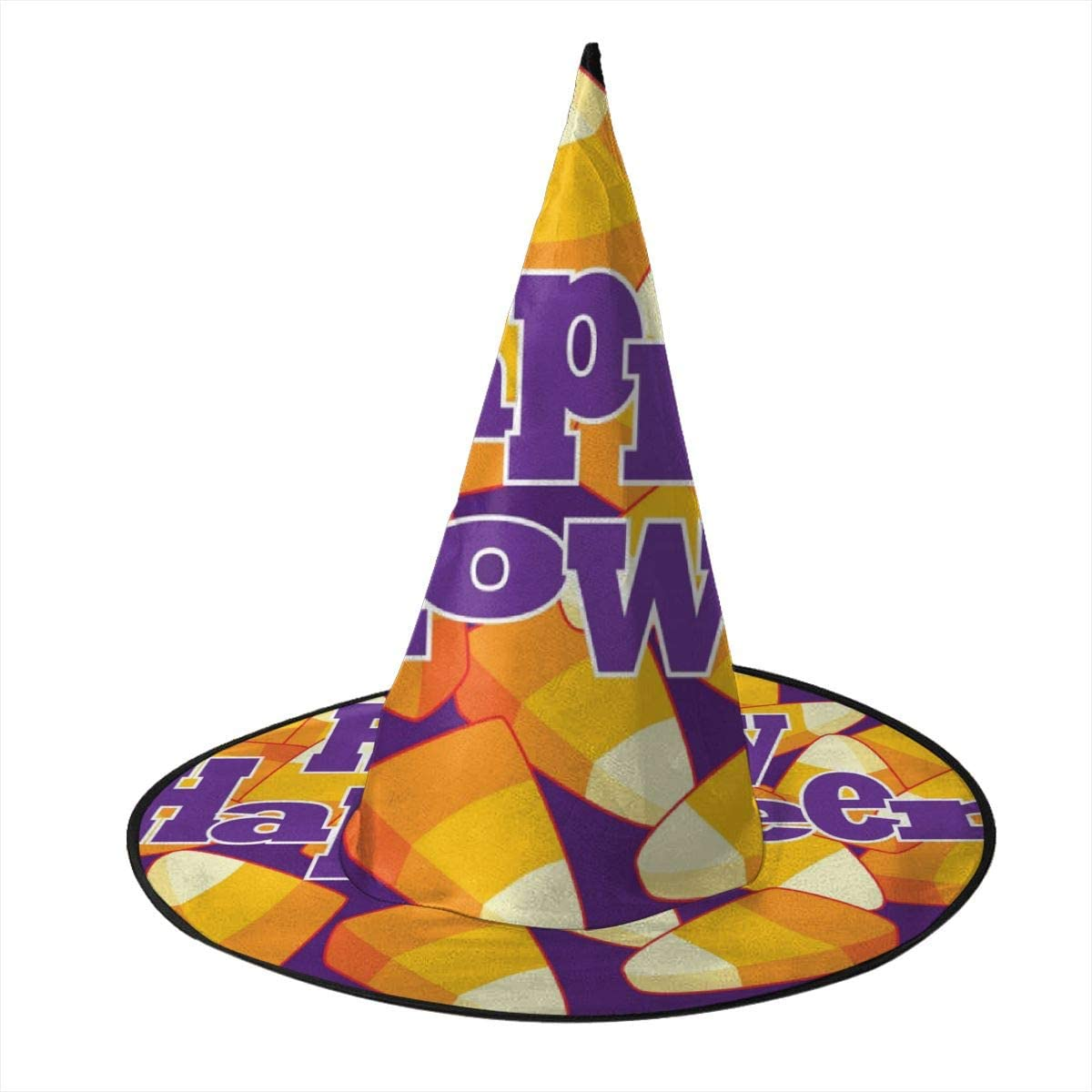 Amazon Com Sktn1 Happy Halloween Candy Clipart Cosplay Decoration Toys Halloween Witch Hats Costumes For Kids C Varied Designs Sports Outdoors