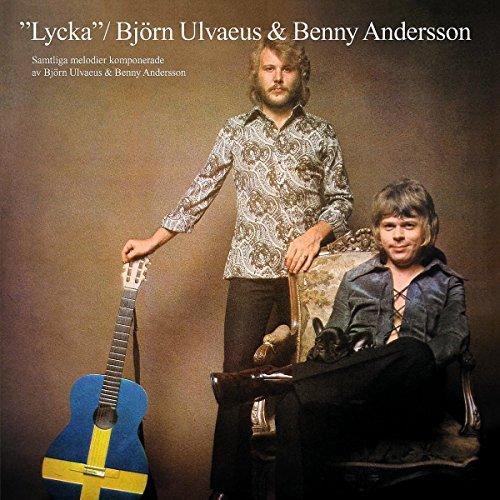Bjorn Ulvaeus/Benny Andersson - Lycka [LP]