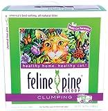 Feline Pine Scoop Cat Litter, 10.1-Pound Box