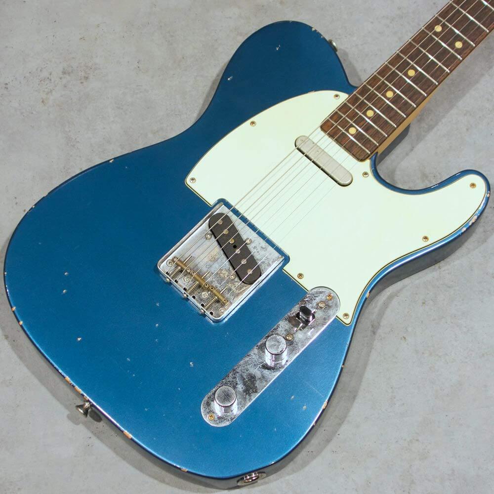 Fullertone Guitars TELLINGS 60 Soft Rusted Lake Placid Blue #1803115   B07Q56NZBN