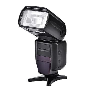 Elerose - Linterna de Alta Velocidad para cámara réflex Digital ...