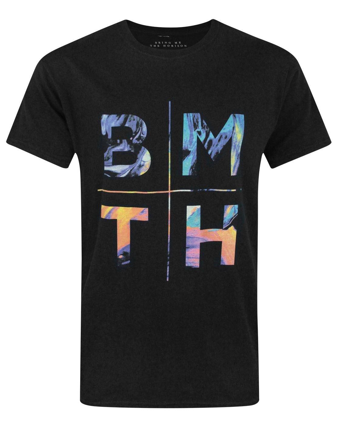 Bring Me The Horizon Colours T Shirt 4810